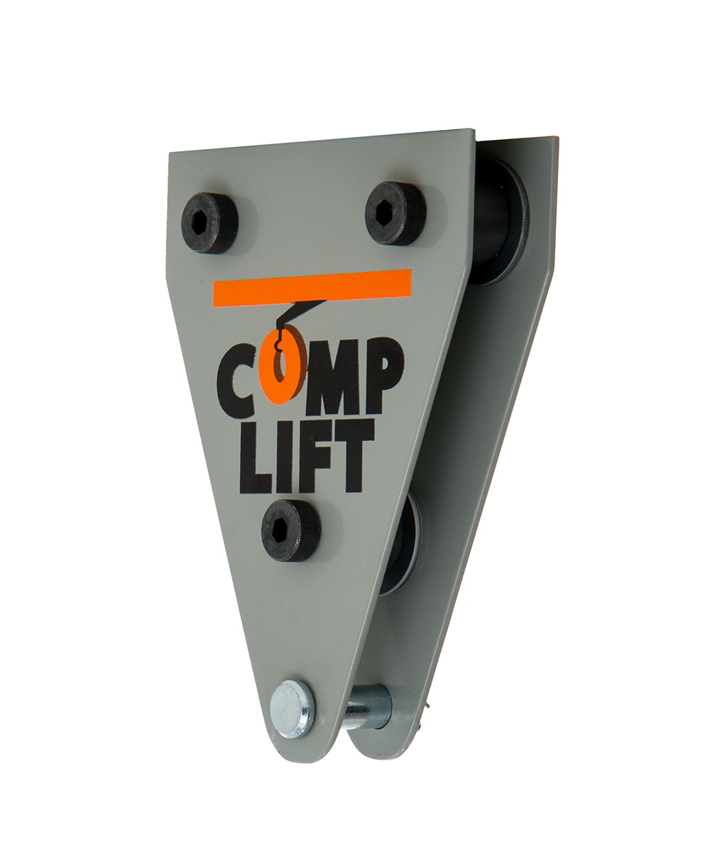1369-TC Light Duty #2 COMPLIFT - Chain Hoist Trolley