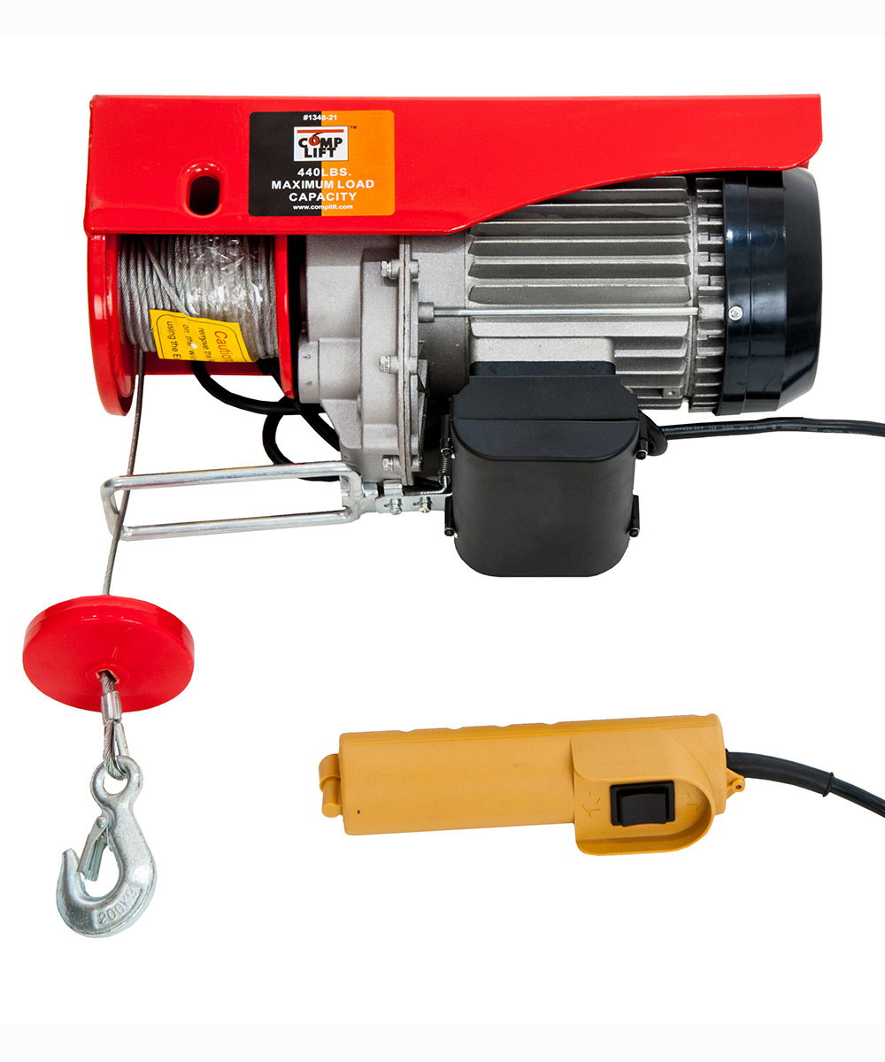 2184 H & 2185 H Light Duty #2 COMPLIFT - Electric Hoist