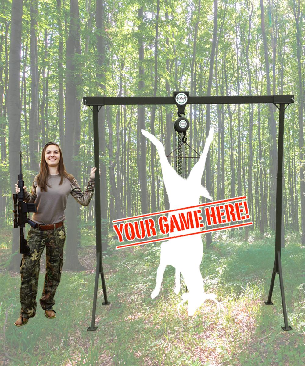 Ultimate Game Hoist - Light-Duty #1 COMPLIFT