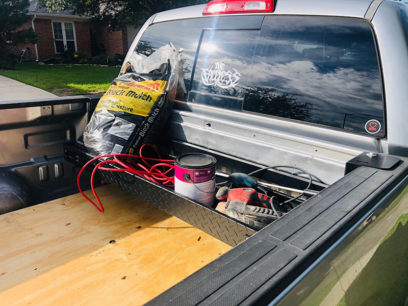Truck Tray by CompLift